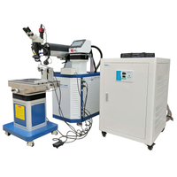 300W 400W laser welding machine for mould