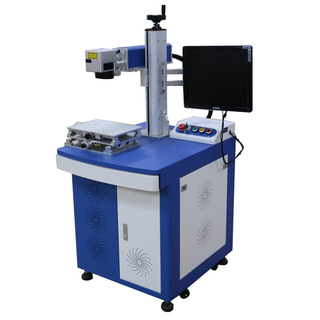 IPG 100W fiber laser marking machine