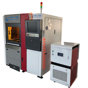 SL-6040F Small fiber laser cutting machine