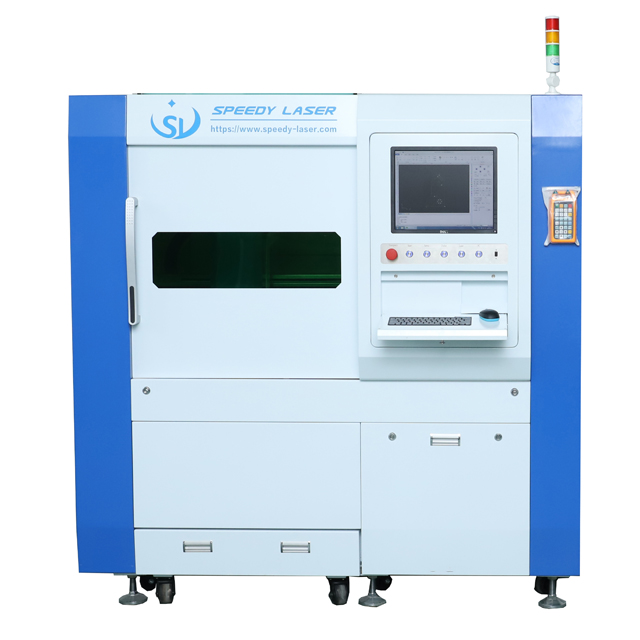 SL-6060F-1000W fiber laser cutting machine