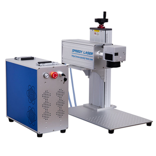 Portable UV 3watt 5watt UV laser marker engraver machine