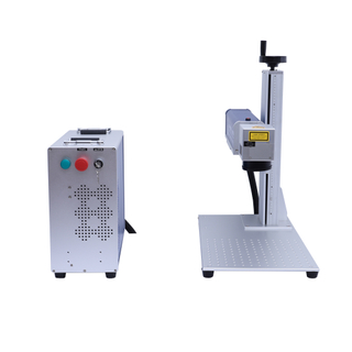 Raycus Max 30 watt fiber laser engraving machine